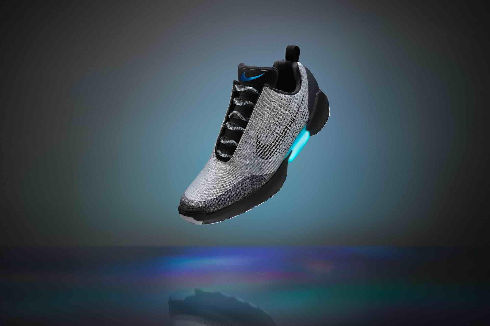 28 Nike Les Autolaçantes De Vers En «retour Le Futur» Vente FJTlK1c