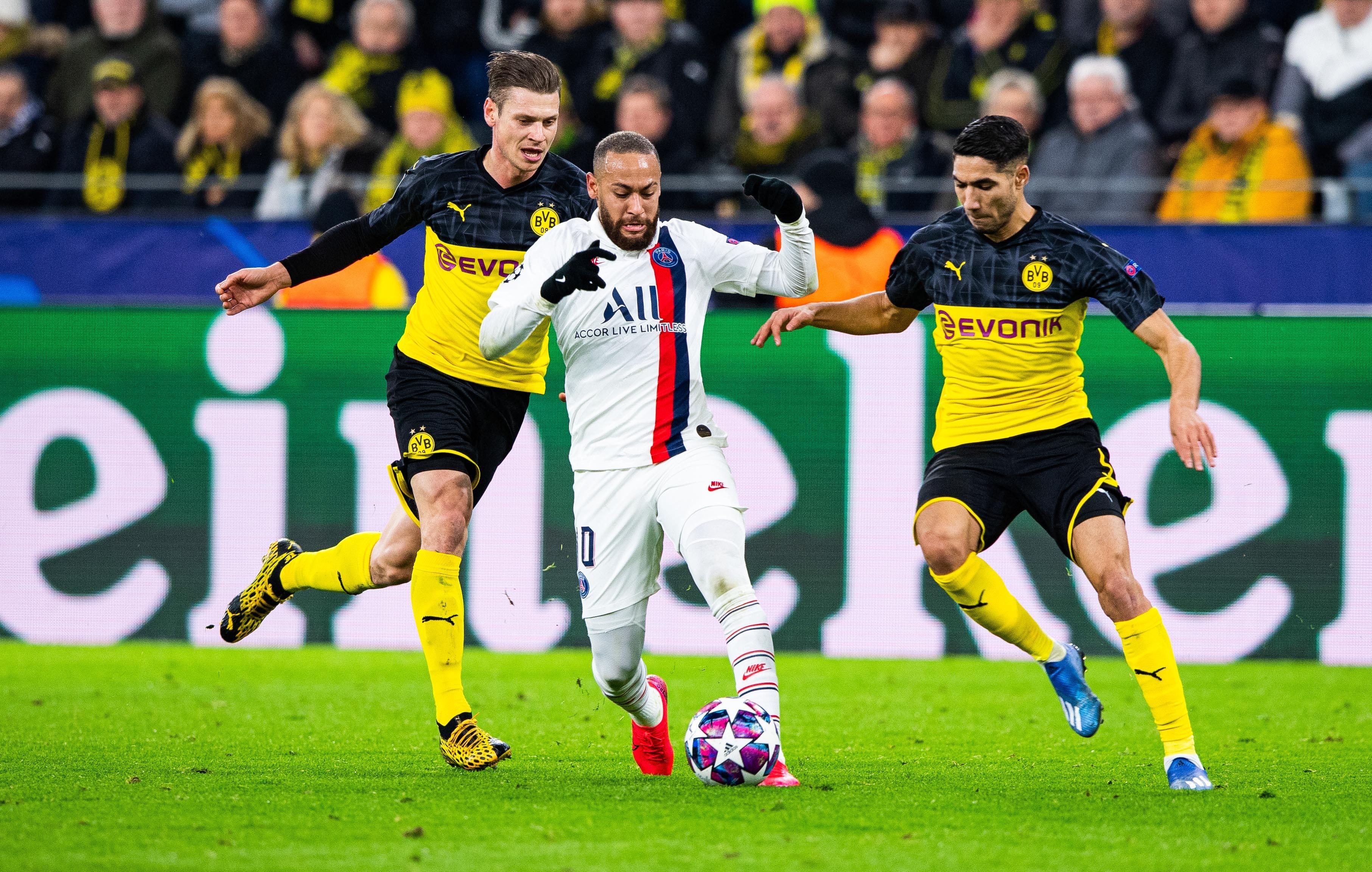 Psg Dortmund RГјckspiel