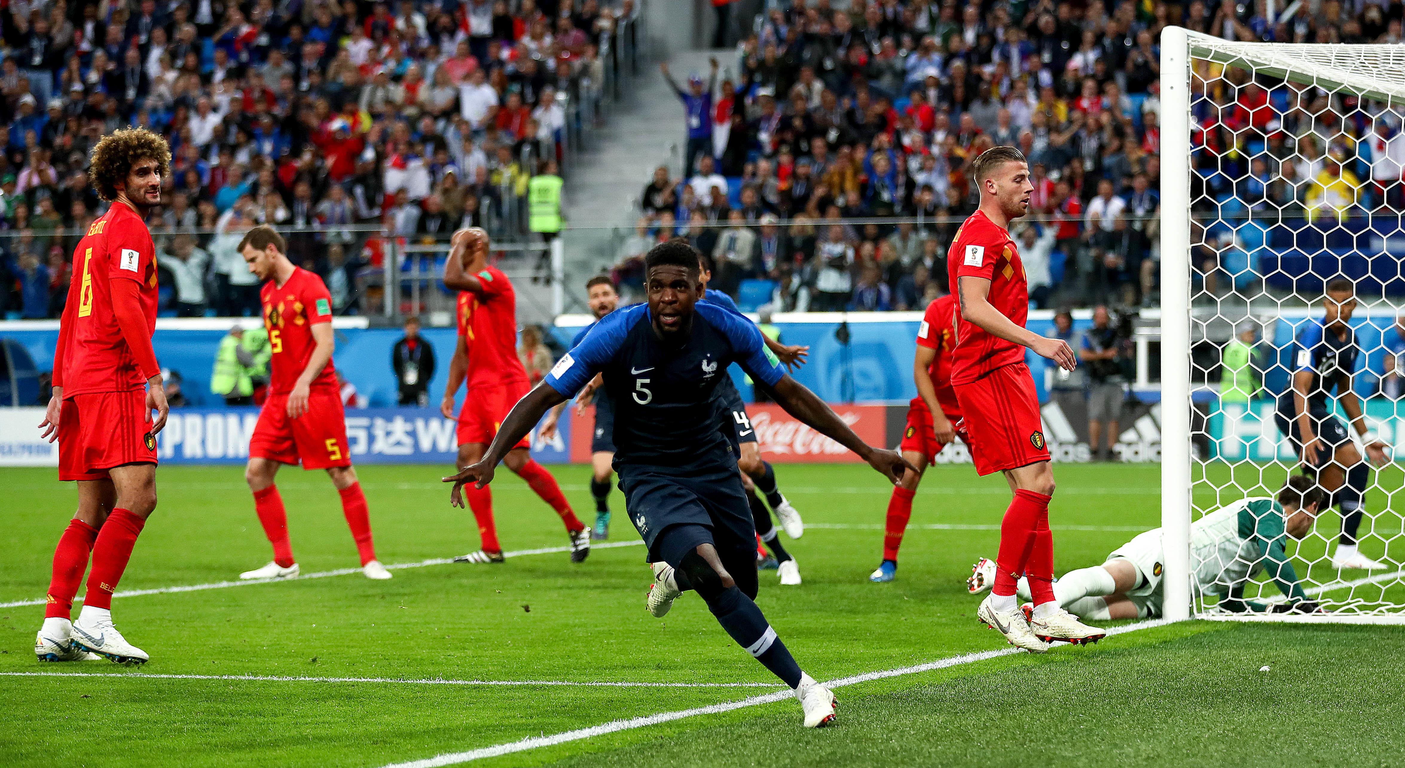 Ligue des nations : une revanche France-Belgique en demi-finale