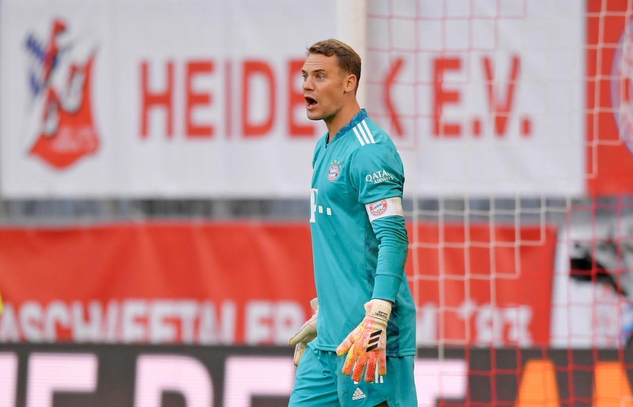 Vidéo : Manuel Neuer entonne un chant croate d'extrême droite