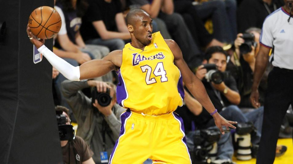 NBA 2K21 : Kobe Bryant en couverture d'une édition spéciale