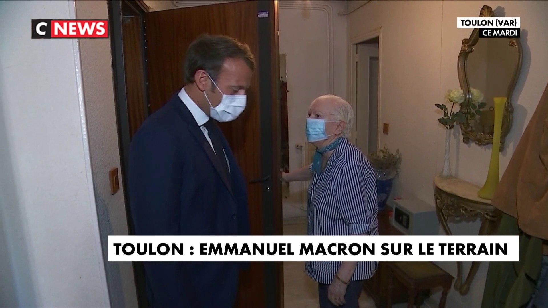 Emmanuel Macron  - cover