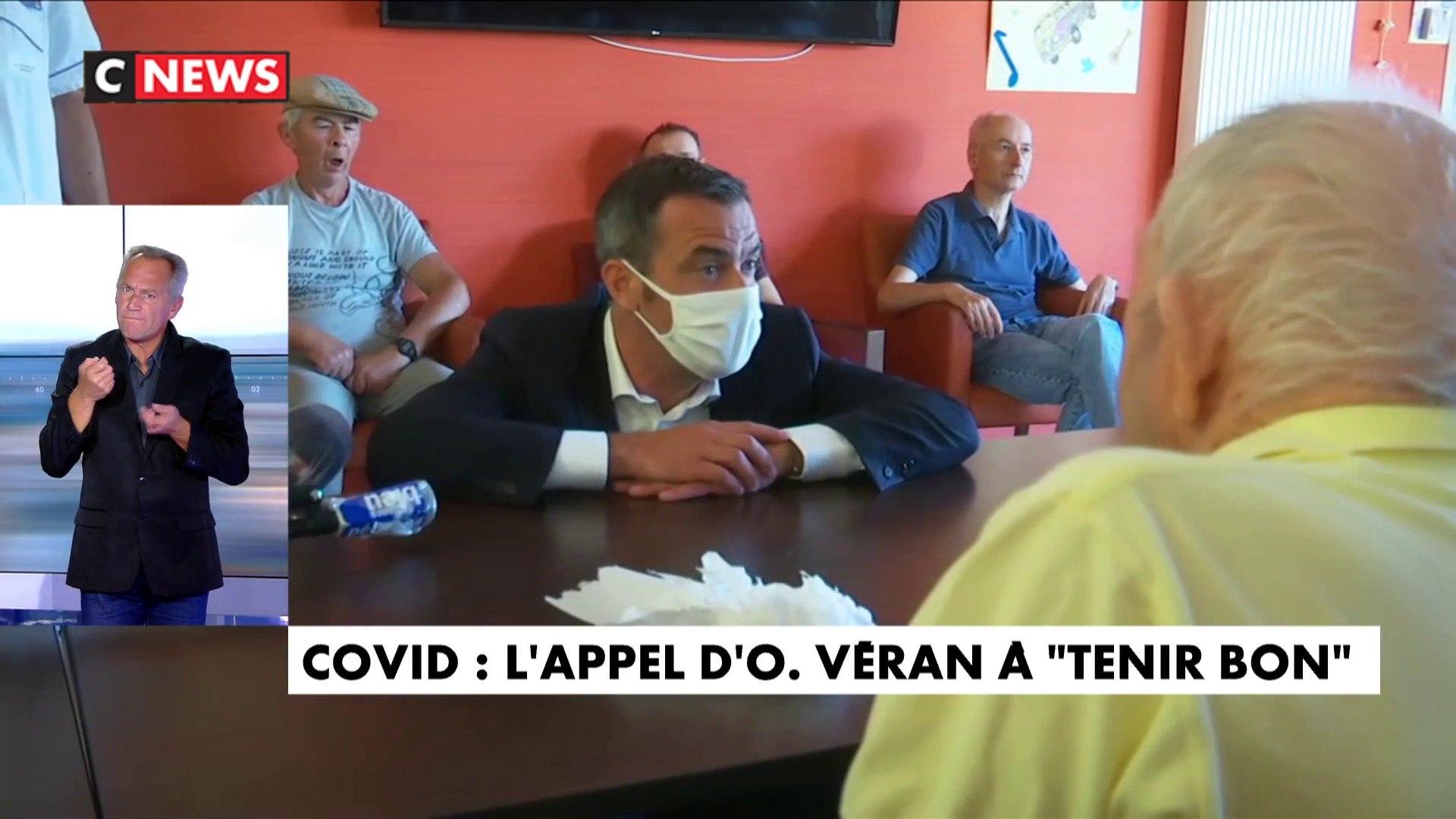 Coronavirus : l'appel d'Olivier Véran pour «tenir bon»