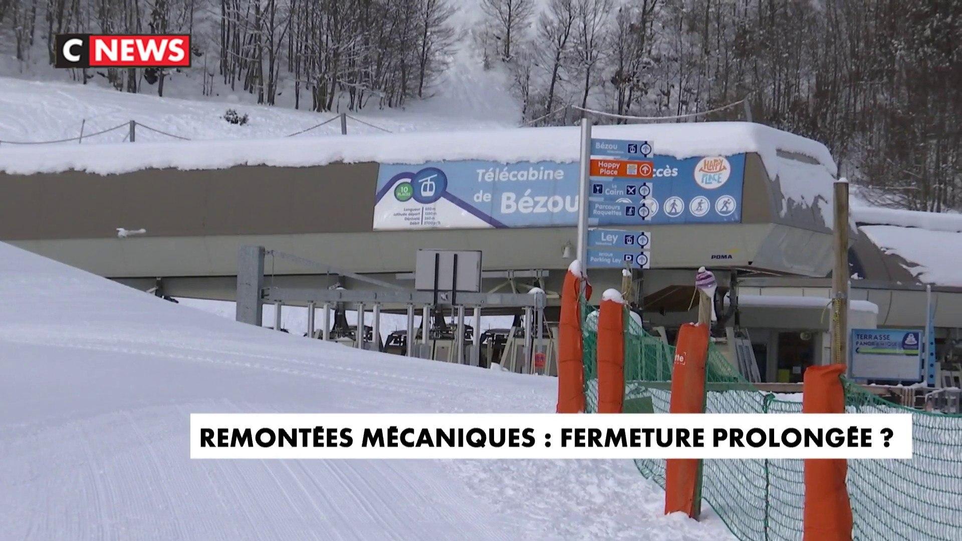 Fermeture des stations de ski : les professionnels redoutent une année noire