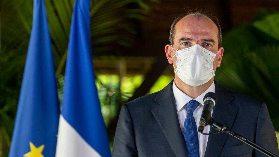 La Guyane, une île ? Jean Castex raillé sur les réseaux sociaux