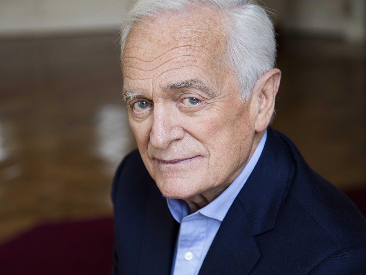 Philippe Labro : «L'espoir est notre seule solution»