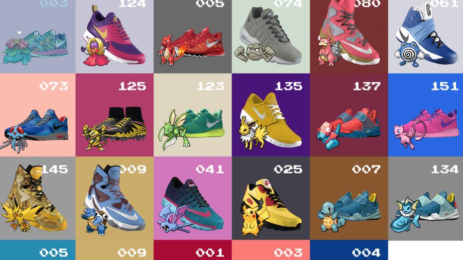 Des Aux Chaussures Chaussures Couleurs Pokémon Aux Couleurs Des Des Pokémon Chaussures 3Jc5FuTlK1