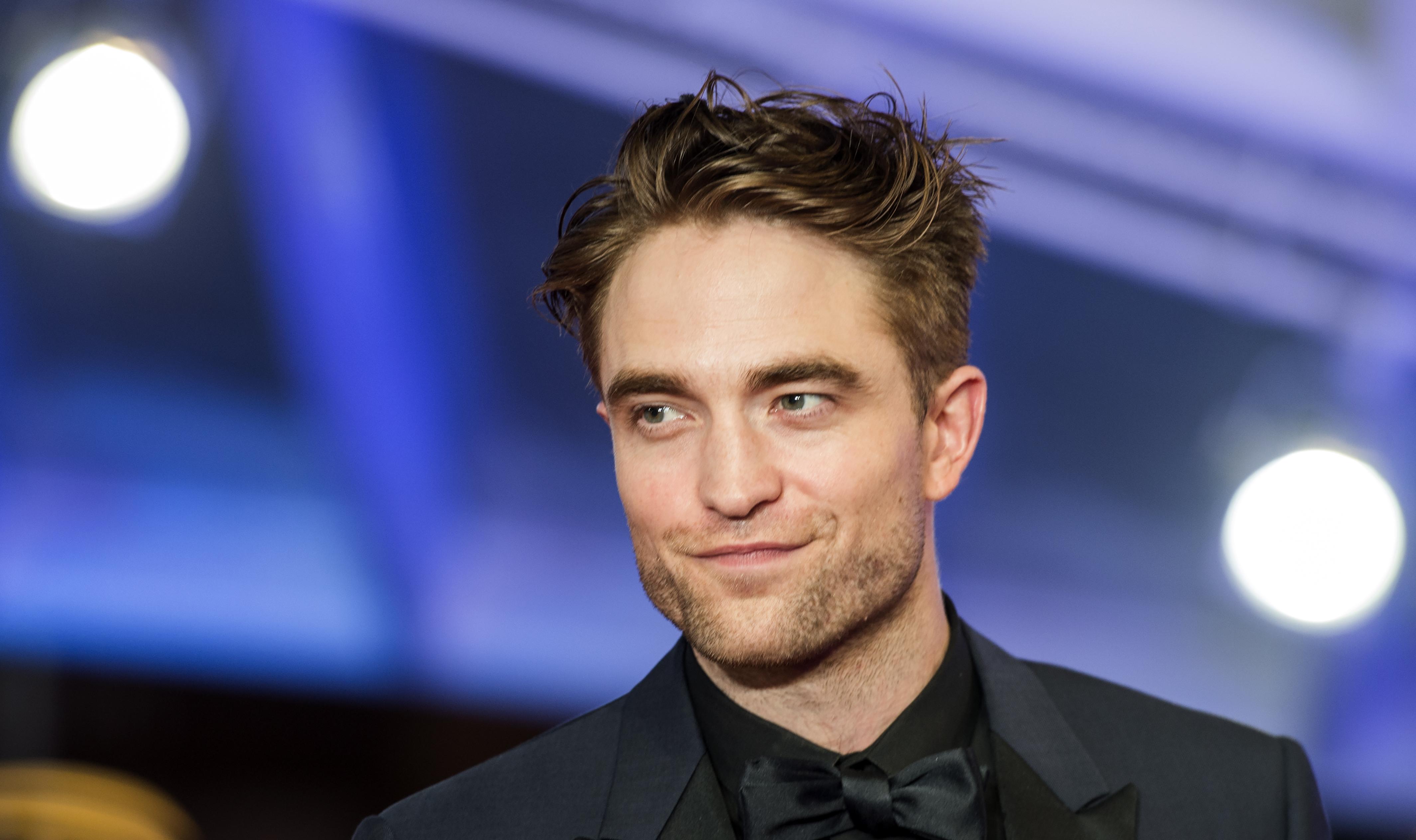 Robert Pattinson 10eme plus bel homme du monde