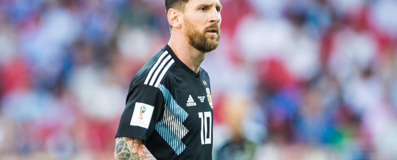 L'Argentine de Lionel Messi a été accrochée dès son entrée en lice par l'Islande (1-1).