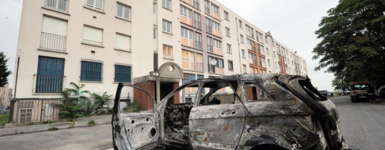 Carcasse voiture Amiens