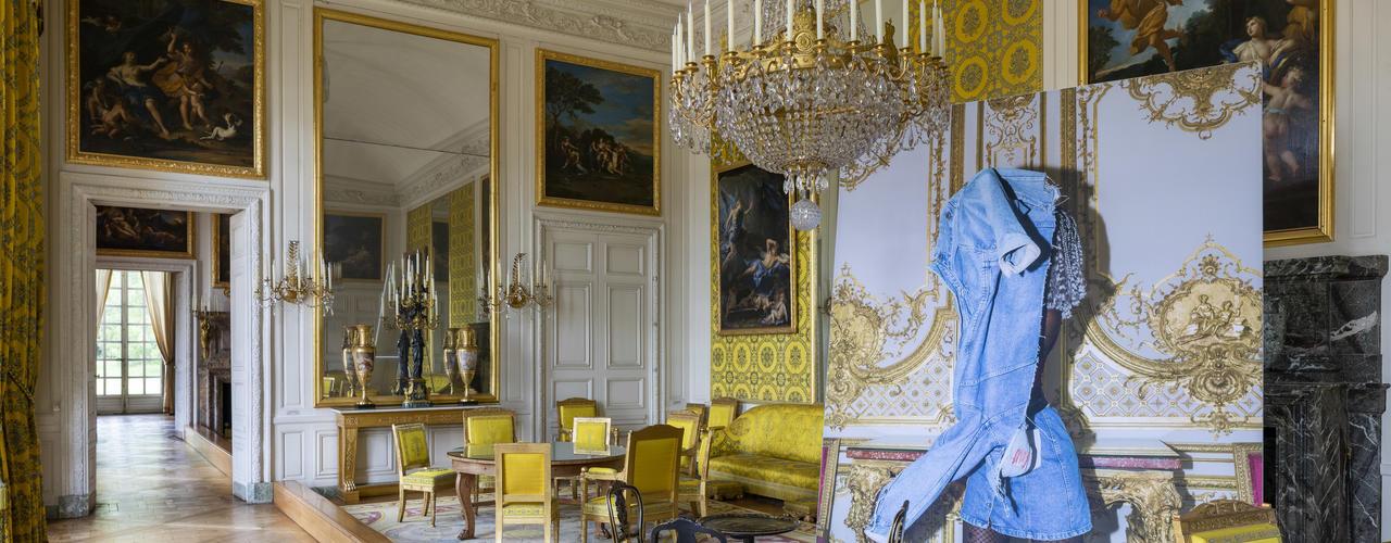 © TADZIO Pour son exposition d'Art contemporain annuelle, e château de Versailles a invité 5 photographes à magnifier Le Trianon