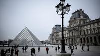 L'exposition sur Leonard de Vinci devrait attirer les foules