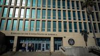 Les chercheurs ont mis en lumière des différences entre les cerveaux des diplomates ayant souffert de divers maux à Cuba (problèmes d'équilibre, vertiges, anxiété...) et ceux d'un groupe témoin.