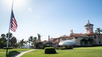 Donald Trump plébiscite le plus possible sa propriété de Mar-a-Lago : un complexe hôtelier, réservé à des membres «exclusifs».
