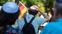 L'Allemagne connait une hausse des actes antisémites.