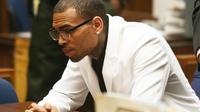 Ces derniers temps, Chris Brown est un habitué des tribunaux américains...