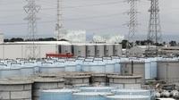 1 million de tonnes d'eaux contaminées sont stockées à Fukushima