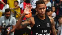 Neymar débute ce dimanche sa deuxième saison sous les couleurs du PSG