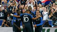L'équipe des Français vaut plus d'un milliard d'euros.