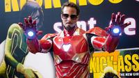 Le Comic Con Paris attire chaque année des milliers de fans et un bon nombre de Cosplayers
