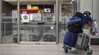 L'aéroport a été évacué samedi soir après la découverte d'un «engin suspect». (Image d'illustration)