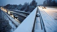 L'Isère est placée en vigilance orange neige-verglas jusqu'à dimanche à midi, ainsi que quatre autres départements d'Auvergne-Rhône-Alpes.