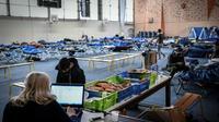 L'an passé, des gymnases parisiens avaient été réquisitionnés pendant les épisodes de grand froid.