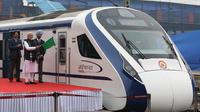 Le train a été inauguré vendredi 15 février par le Premier ministre indien Narendra Modi.