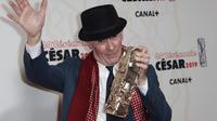 En 2016, Jacques Audiard a reçu le César du meilleur réalisateur pour «Les Frères Sisters».