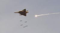 Les Mirages font partie des armes françaises utilisées au Yémen.