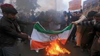 Des avions pakistanais ont brièvement violé mercredi matin l'espace aérien indien dans la région disputée du Cachemire.