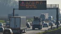 Jusqu'à présent, les véhicules Crit'air 0 à 3 avaient le droit de circuler lors des pic de pollution.