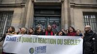 L'affaire du siècle, une plainte déposée en France contre le gouvernement