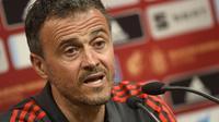 Luis Enrique, 49 ans, avait démissionné de son poste de sélectionneur de l'Espagne en juin 2019, pour «raisons familiales».