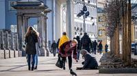 Les inégalités sont au plus haut en Russie.