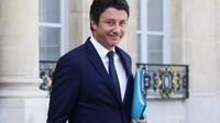 Benjamin Griveaux a officiellement lancé sa campagne, ce jeudi soir, place de la République (11e).
