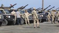 Les forces loyales au gouvernement soutenu par la communauté internationale