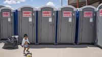 4,2 milliards de personnes n'ont pas accès à des installations sanitaires.