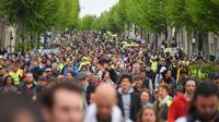Pour la marche de Nantes, la préfecture de Loire-Atlantique a aussi étendu la ceinture d'interdiction dans le centre-ville.