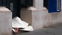 Près de 3.500 sans-abri seraient à la rue à Paris.