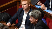 Adrien Quatennens a su s'imposer comme une figure de l'Assemblée Nationale