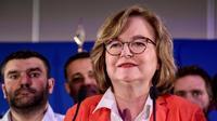 Nathalie Loiseau était la cheffe de file de la liste macroniste lors des dernières élections européennes, qui a obtenu 21 sièges de députés au Parlement européen.