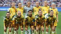 Les «Matildas» et leurs homologues masculines se partageront à part égale 24 % des recettes perçues par les deux équipes nationales.