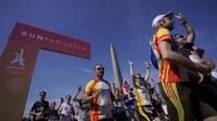 La capitale a mis en valeur les JO fin juin, à l'occasion de la Journée olympique.