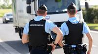 Le gendarme a été blessé au cou dans l'agression, mais son pronostic vital n'est pas engagé.