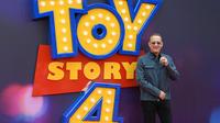 Tom Hanks, la voix originale de Woody