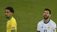 Les Brésiliens disputeront la finale (6 juillet, 20h) contre le vainqueur de l'autre demi-finale opposant le Chili au Pérou.