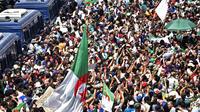 Manifestation pro-démocratie à Alger le 12 juillet 2019