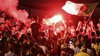 Au total, 169 personnes ont été interpellées en marge de la qualification de l'Algérie pour la finale de la CAN.