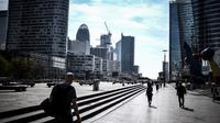 Le quartier alto-séquanais de Paris La Défense vient d'être classé en ZTI.